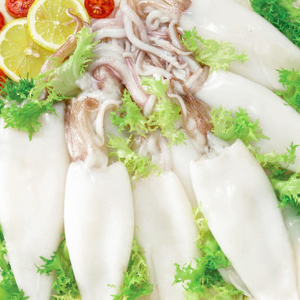 Calamari IQF
